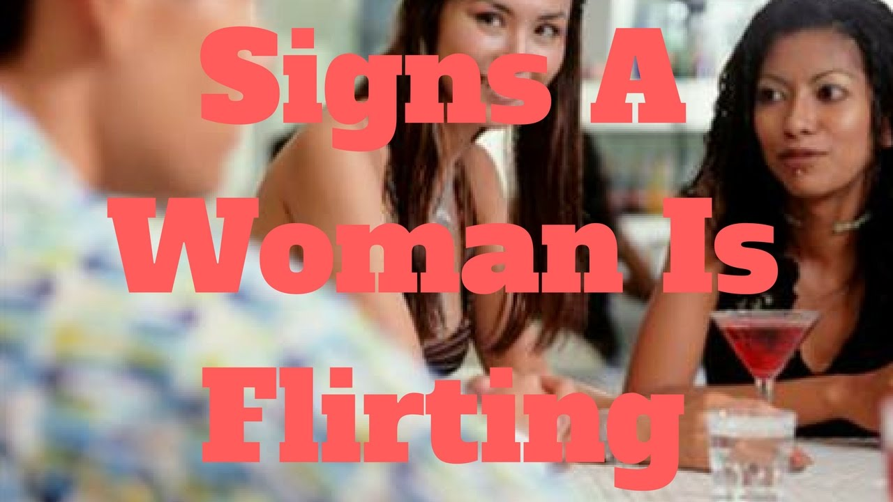 flirting signs for girls pictures 2016 video full