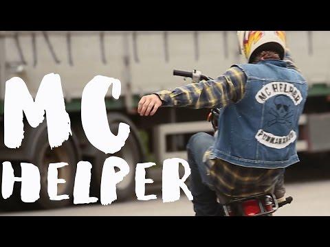 MC-Helper lyhytelokuva Biisonimafia