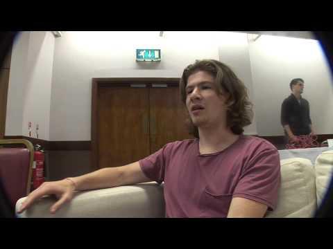 Roman Shtylman - Interview @ Bitcoin Conference 2012