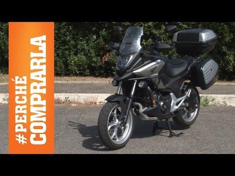 Honda Nc750x Dct E Integra 750 Dct Il Video Della Nostra Prova