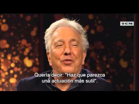 Una Noche con Alan Rickman - BAFTA A Life in Film Interview