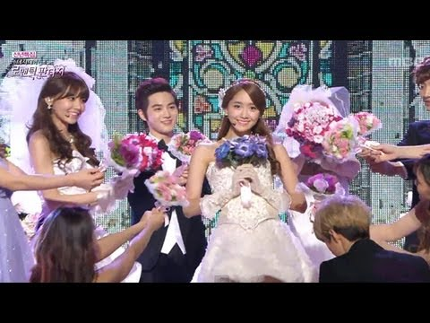 Yoon A, Sunny, Soo-young(feat. EXO K) - Marry you, 윤아, 써니, 수영(feat. ...