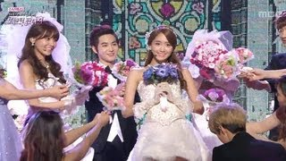 Yoon A, Sunny, Soo-young(feat. EXO K) - Marry you, 윤아, 써니, 수영(feat. EXO K) - 메리 유