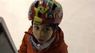 Ice Skating Trailer, Dhruv Misra