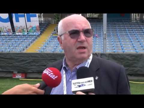 """Carlo Tavecchio: """"Vincere l'Europeo, mangeremo l'erba"""""""