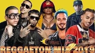 Reggaeton Mix 2019 (June 2019) J.Balvin,Daddy Yankee,Ozuna,Nicky Jam,Bad Bunny & More