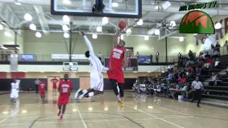 Malik Benlevi MONSTOR DUNK at Chick-Fil-A Invitational!!