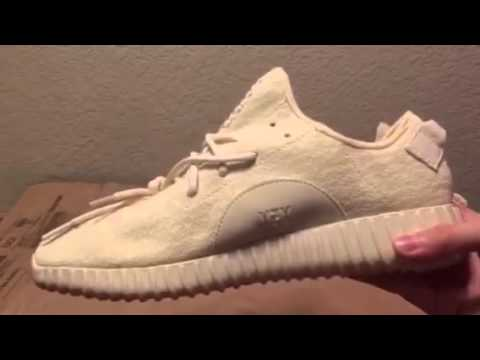 Adidas Yeezy Boost Cream