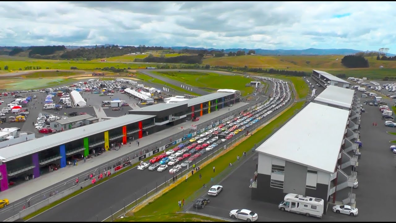 Hampton Downs 2016 New Zealand Festival Of Motor Racing