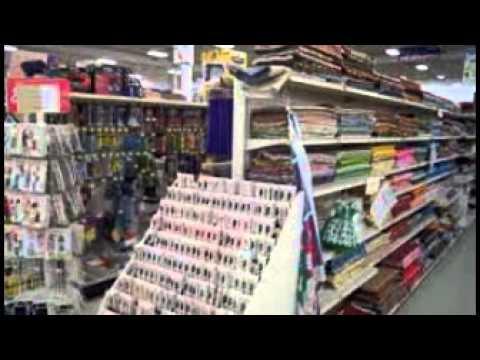 Craft Supply Store