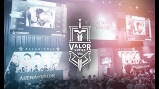 Valor Series Season 3: Qualifiers Day 1
