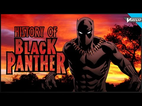 History Of Black Panther!