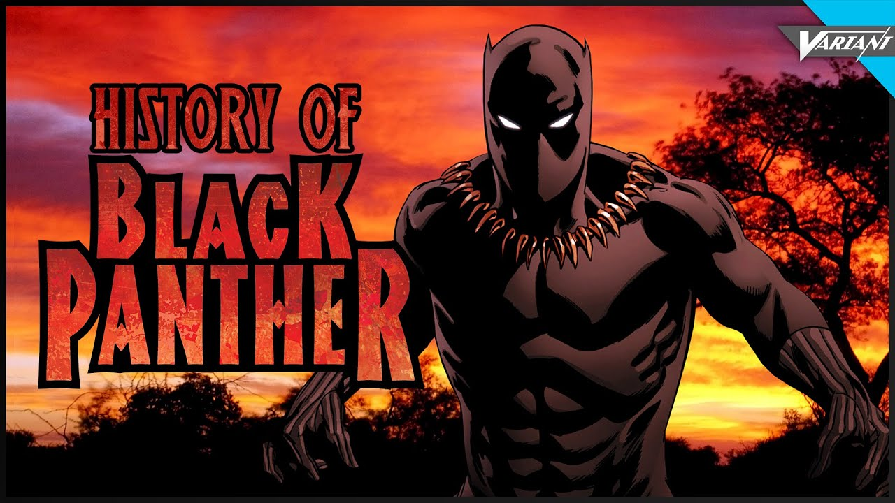 Download History Of Black Panther!