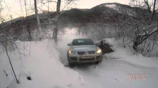 Winter offroad
