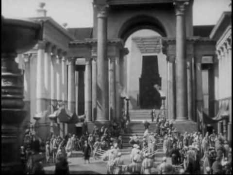 silent movie the king of kings 1927 616 youtube
