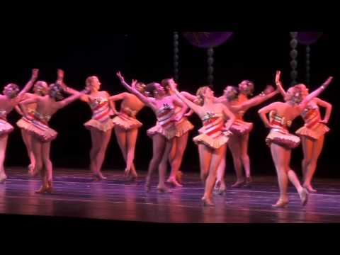 12 Days of Christmas featuring the Rockettes  Radio City Christmas Spectacular