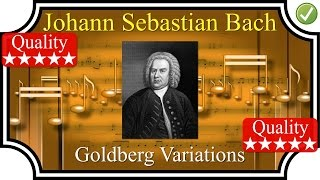 bach   full goldberg variations bwv 988   piano   high quality classical music hd