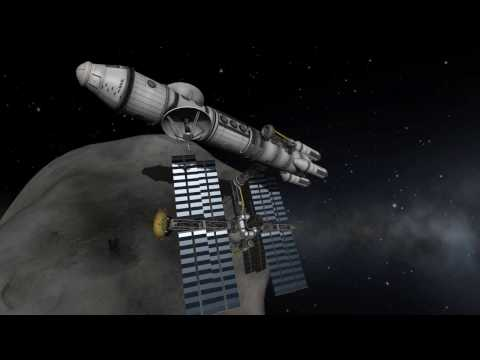 Asteroid Mining Mission Concept