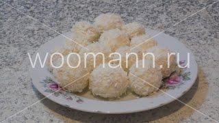 Холодные закуски Рафаэлло