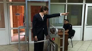 iCop 28. Хули-Gun в Одессе. Малиновский суд.