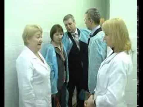 Открытие паллиативного отделения Центральной городской больницы