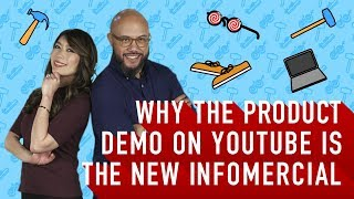 View in 2: Why the Product Demo on YouTube is the new Infomercial | YouTube Advertisers