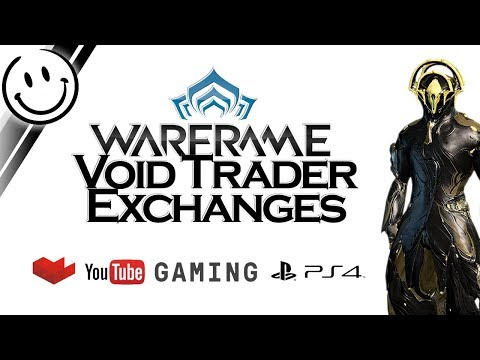 Void Trader Exchanges