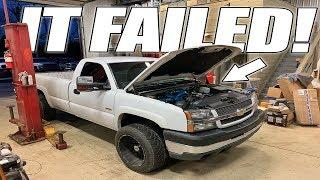 DON'T LET THIS HAPPEN TO YOUR 2003 - 2016 DURAMAX!!