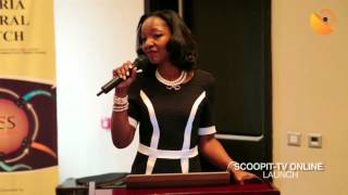 Adedoyin Odunfa - MD/CEO Digital Jewels Limited talks at the IVC 55th (ScoopIT.tv Launch))