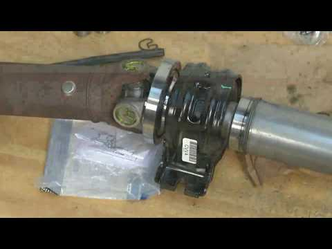 17S15 – Driveshaft Flexible Coupling Replacement – 2015-2017 Ford Transit