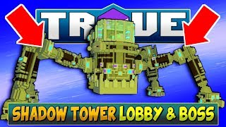 """NEW SHADOW TOWER BOSS """"DREADNOUGHT"""" REVEALED! 