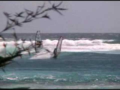 Windsurf Reunion 974 Saint Leu Youtube
