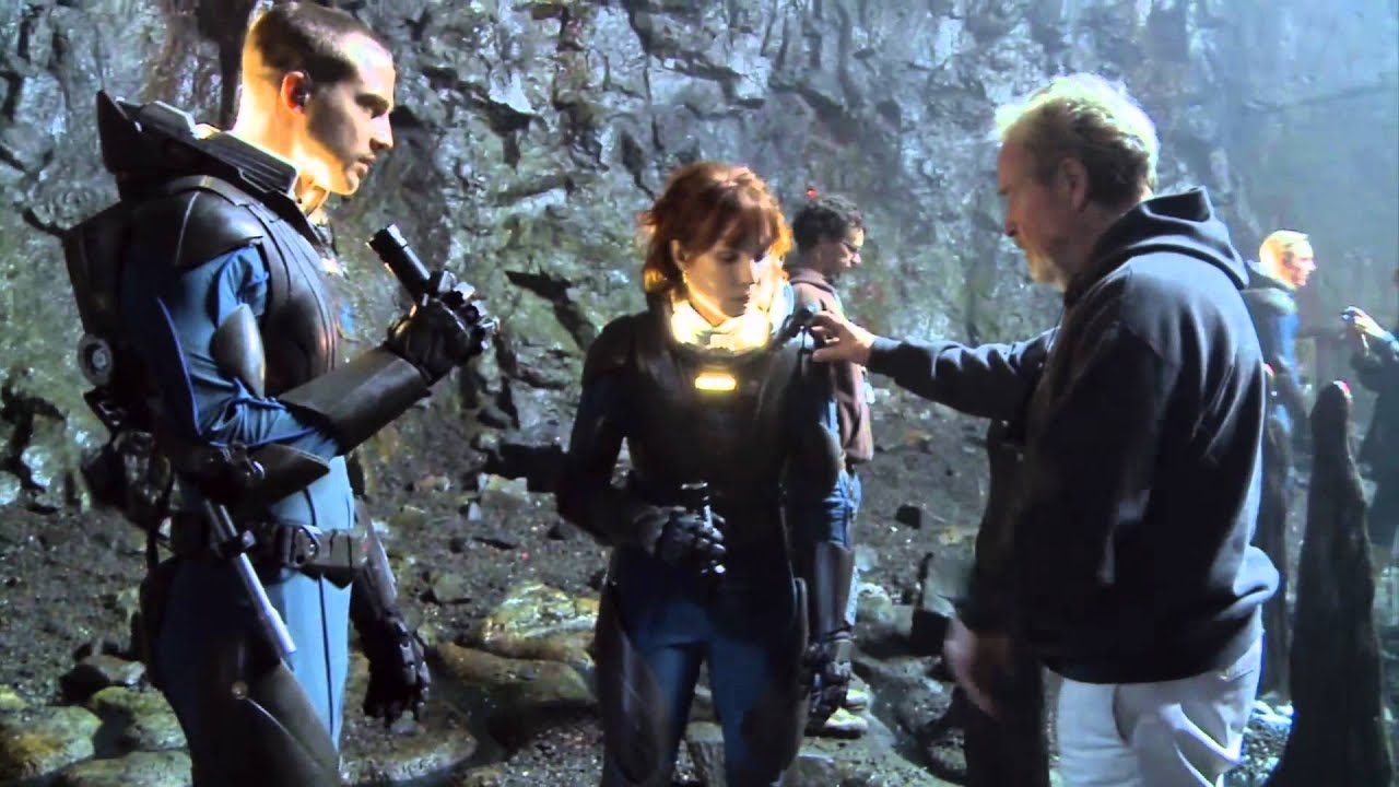 prometheus behind the scenes reel official 2012 1080 hd