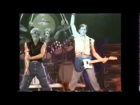 The Who Tour 1982 The Final Show