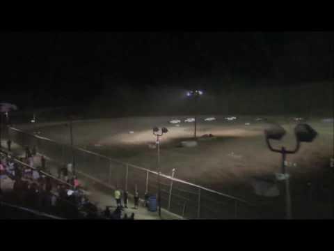 Butler Motor Speedway FWD Feature 7/15/17