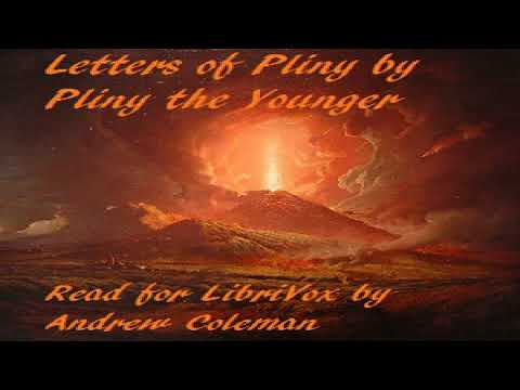 Letters of Pliny | Pliny the Younger | Classics (Antiquity) | Audiobook Full | English | 1/7