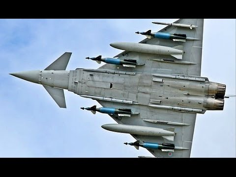 BEST IN EUROPE Euro fighter Typhoon Military Aircraft with extreme power