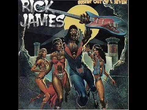 Rick James - Fool On The Street