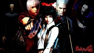 Devil May Cry Walkthrough Complete Game Movie