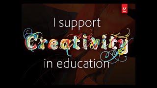 RARE PLD - ADOBE CREATIVITY IN EDUCATION