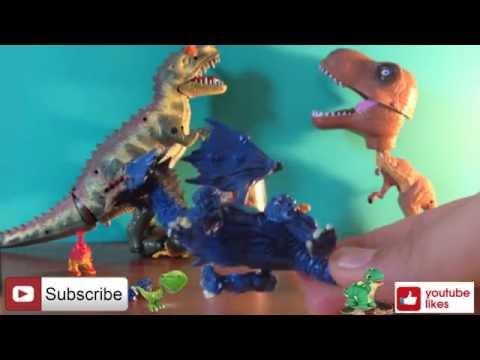ประกอบชุดของเล่น ไดโนเสาร์