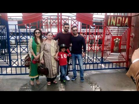 Virat Kohli Family Photos    Father, Mother, Brother, Girlfriend & Sister!!!