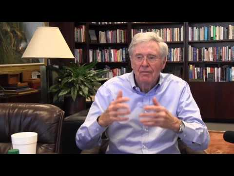 Charles Koch: Corporate Welfare