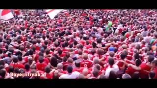 Südkurve München - Comeback 2013 || HD