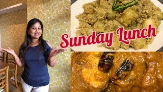 My Bengali Lunch Routine || Bengali Lunch Dishes || Bengali Food Item