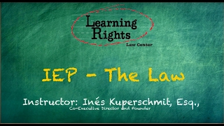 Learning Rights The Law