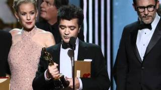 The Artist Wins Best Picture: 2012 Oscars