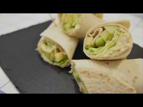 recette-wraps-au-thon