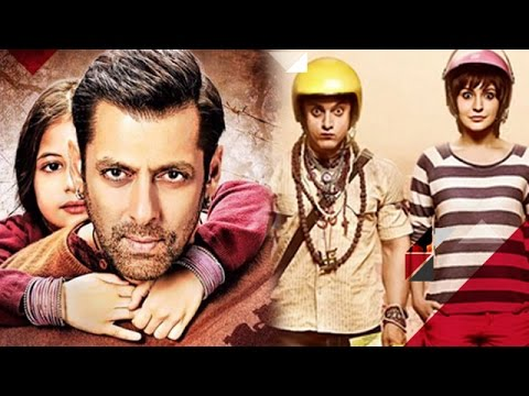 Breaking Records: 'Bajrangi Bhaijaan' BEATS 'PK' At The Box Office | Bollywood News