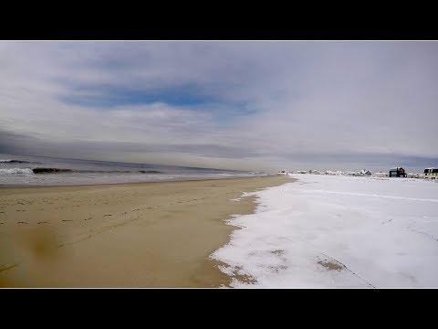 The Rockaway Am-am | New York Winter Surfing